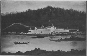 800px-Fort_Simpson,_B.C._in_1857._-_NARA_-_297310